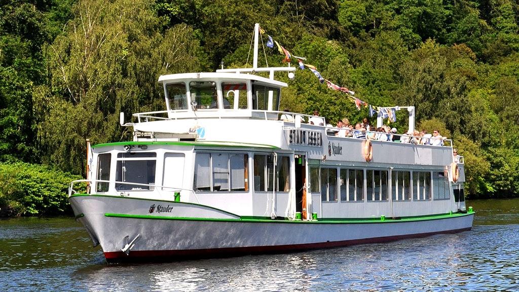 Schifffahrt in Essen