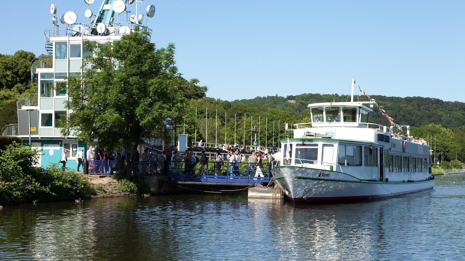 Amazonas des Ruhrgebiets