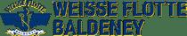 Weisse Flotte Baldeney Logo